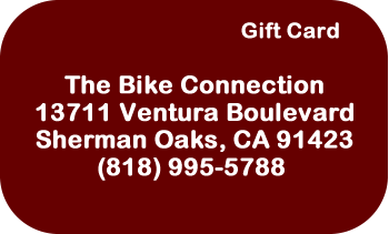TBC gift certificates